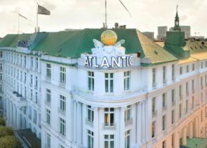 Außenfassade Atlantic Kempinski Hotel