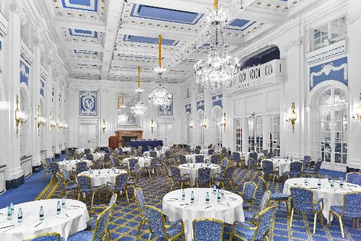 Großer Festsaal Atlantic Hotel Kempinski